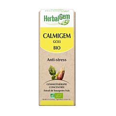 Herbalgem Calmigem Complexe Anti-Stress Flacon Compte Gouttes 50ml