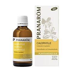 Pranarôm Huile Végétale Calophylle Bio Flacon 50ml