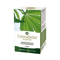 Cannabidol Superior 60 Capsules