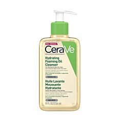 CeraVe Hydraterende Schuimende Reinigingsolie 236ml