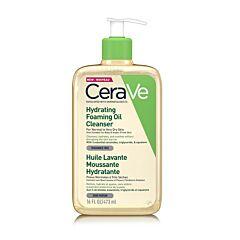 CeraVe Hydraterende Schuimende Reinigingsolie 473ml