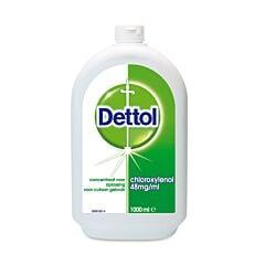 Dettolmedical Chloroxylenol 4,8% 1000ml