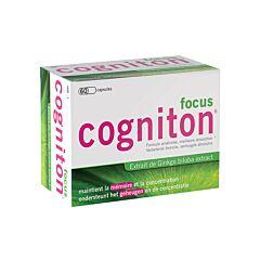Cogniton Focus Mémoire & Concentration 60 Gélules