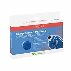 Compresse Chaud/Froid Genou & Coude 12x18cm 1 Pièce