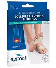 Epitact Coussinets Plantaires Douleurs Plantaires Durillons Taille M 1 Paire