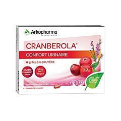 Arkopharma Cranberola Confort Urinaire 120 Gélules