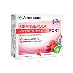 Arkopharma Cranberola Fort Confort Urinaire 14 Sachets