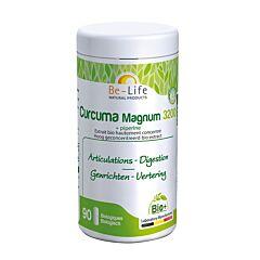 Be-Life Curcuma Magnum 3200 Bio Articulations & Digestion 90 Gélules
