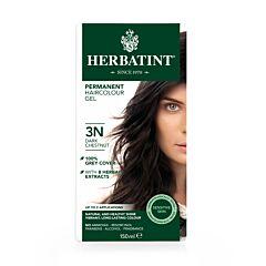 Herbatint Soin Colorant Permanent Cheveux 3N Châtain Foncé Flacon 150ml