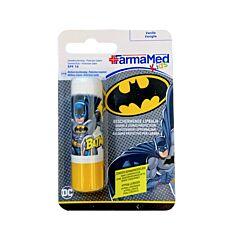 FarmaMed Kids Batman Baume à Lèvres Protecteur Vanille 4,8g