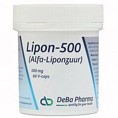 Deba Pharma Lipon-500 60 Capsules