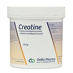 Deba Pharma Creatine Monohydrate Poudre 250g