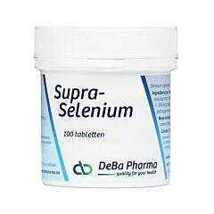 Deba Pharma Supra Selenium 100 Tabletten