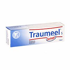 Heel Traumeel S Dentogel Douleurs Buccales & Dentaires Tube 50g