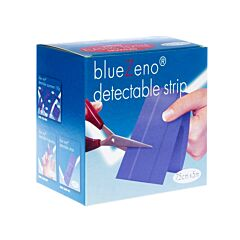 BlueZeno Detectable Strip 7,5cmx5m 1 Pièce