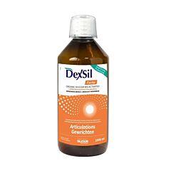 Dexsil Forte Articulations Silicium Organique + MSM Glucosamine Chondroïtine Solution Buvable Flacon 1l