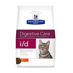 Hills Prescription Diet Feline Digestive Care i/d au Poulet 1,5kg