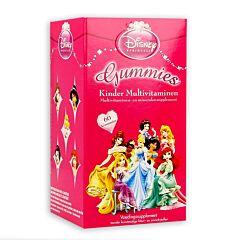 Disney Princesses Multivitamines Enfants 60 Gummies