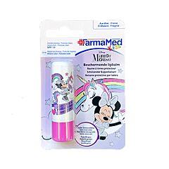 FarmaMed Kids Disney Minnie Mouse Baume à Lèvres Protecteur Fraise 4,8g