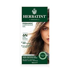 Herbatint Soin Colorant Permanent Cheveux 6N Blond Foncé Flacon 150ml