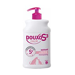 Douxo S3 Calm Shampooing Chien/Chat Flacon Pompe 200ml