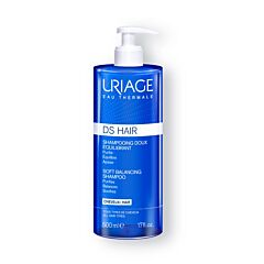 Uriage DS Hair Shampooing Doux Equilibrant Flacon Pompe 500ml