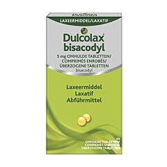 Dulcolax Bisacodyl 5mg 40 Tabletten