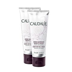 Caudalie Hand & Nagelcrème Duopack 2x75ml