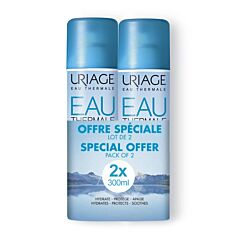 Uriage Thermaal Water Spray Promo 2x300ml