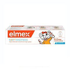 Elmex Bébé Dentifrice 0-2 ans Tube 50ml