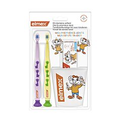 Elmex Kit Dentaire Enfant Mes Premières Dents 0-3 ans 1 Pièce