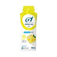 6D Sports Nutrition Energy Gel Citroen 6x40ml
