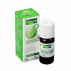 Phytosun Huile Essentielle Eucalyptus Citronné Bio Flacon 10ml