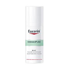 Eucerin DermoPure Fluide Matifiant Peau à Imperfections Flacon Airless 50ml
