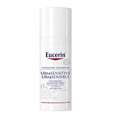 Eucerin UltraSensible Soin Apaisant Peau Normale à Mixte Flacon Airless 50ml