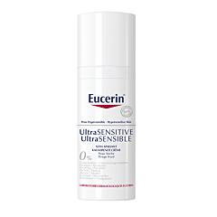 Eucerin UltraSensible Soin Apaisant Peau Sèche Flacon Airless 50ml