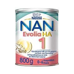 Nan Optipro Evolia HA 1 Zuigelingenmelk 0-6 Maanden 800g