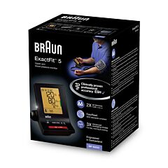 Braun Exactfit 5 BP6200 Bloeddrukmeter 1 Stuk