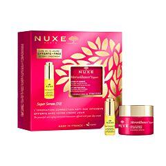 Nuxe Coffret Cadeau Merveillance Expert Crème Lift-Fermeté Peaux Normales 50ml + Super Serum [10] 5ml GRATUIT
