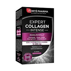 Forté Pharma Expert Collagen Intense Rides 14 Sticks