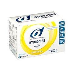 6D Sports Nutrition Hydro ORS Tropical 20 Zakjes