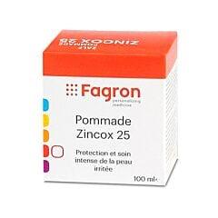 FDC Pommade Zincox 25 100ml