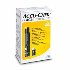 Accu-Chek Fastclix 1 Stuk