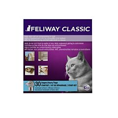 Feliway Classic Kit de Démarrage Diffuseur + Recharge 1 Mois Flacon 48ml