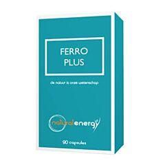 Natural Energy Ferro Plus 90 Gélules