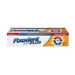 Fixodent Pro Plus Crème Adhésive pour Prothèse Dentaire Tube 40g