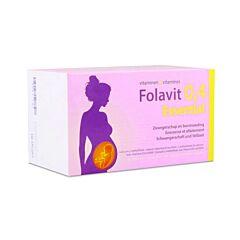 Folavit 0,4mg Essential Grossesse & Allaitement 90 Comprimés + 90 Gélules