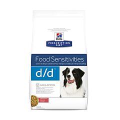 Hills Prescription Diet Canine - Food Sensitivities d/d - Saumon & Riz 5kg