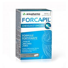 Forcapil Haar & Nagels 60 Capsules