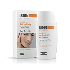 Isdin FotoUltra 100 Active Unify Fusion Fluid SPF50 50ml
